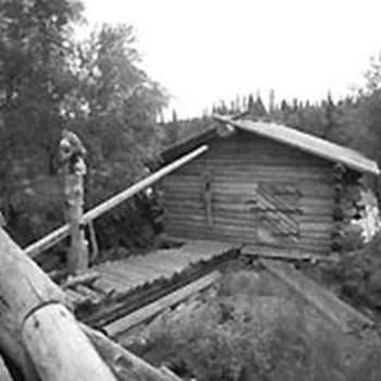 Käynti maahiaisissa. Lapin valtanoita Juhani Mattila kertoo (1949)