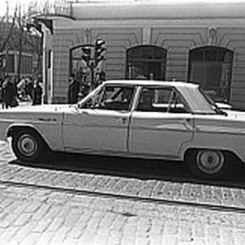 Amerikka tänään -näyttelyn avajaiset (1961)
