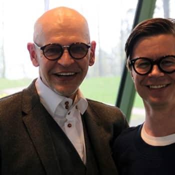 Jorma Uotinen ja Sami Sykkö