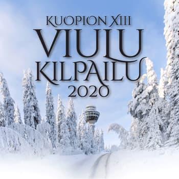 Kuopion viulukilpailun ensimmäinen finaali