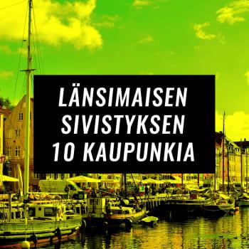 Kööpenhamina - rosoista täydellisyyttä