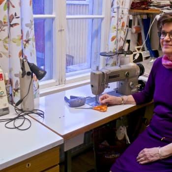 Tygbutiken Annie Sigg i Närpes stängs efter 93 år