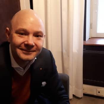 Jyväskyläläinen Petri Salminen pyrkii Suomen yrittäjien puheenjohtajaksi ja korostaa yrittäjien ja yritysten vastuullisuutta