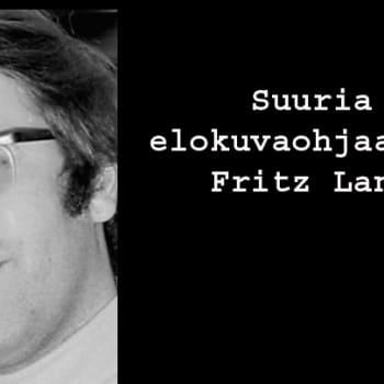 Suuria elokuvaohjaajia: Fritz Lang (1964)