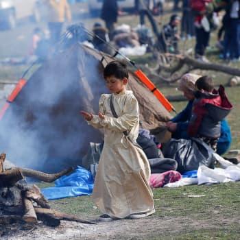 Tutkija: Syyrian pakolaisten ongelmat eivät ratkea ennen sisällissodan päättymistä