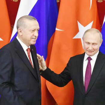 Loppuuko kärsimys Pohjois-Syyriassa? Putinin ja Erdoganin tapaamisella kovat paineet