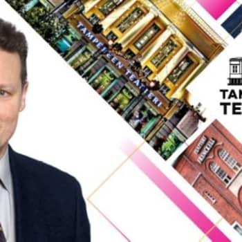 Mikko Kanninen on Tampereen Teatterin uusi johtaja - Intohimoinen remonttimies ei aio puuttua teatteritalon peruskorjaukseen