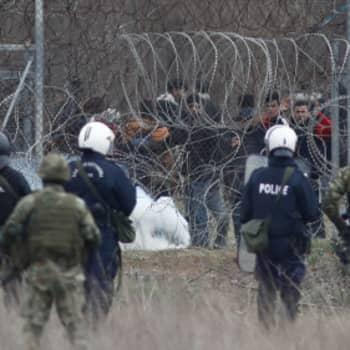 07.03.2020 Veckans diskussioner: Coronavirus och flykingkrisen i Grekland
