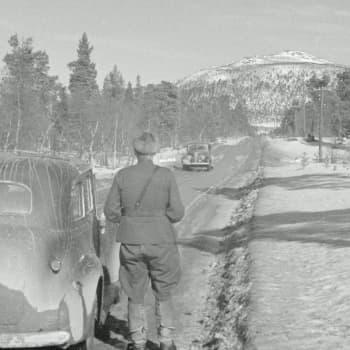 Jäämerentie oli Suomen elämänlanka (1985)