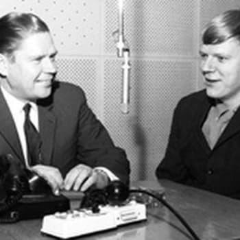 Isä ja poika Virkkunen väittelevät (1964)
