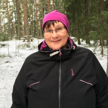"""Liikuntafysiologi Katriina Ojala: """"Laske mieluummin minuutteja kuin askeleita"""""""