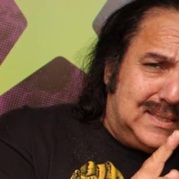 YleX Aamu: Vieraana pornotähti Ron Jeremy