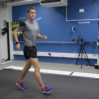 Kynnysarvoja, polvikulmia ja sykevälivaihtelua - testit auttavat urheilijaa saavuttamaan tavoitteensa
