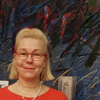 Musiikki + lääketiede = silmälääkäri Aurora Heickell