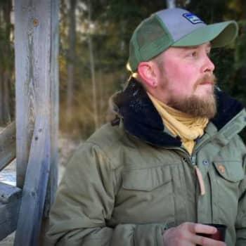 """Astu rohkeasti ulos polulta - vaellusopas: """"Etelä-Suomessa on mahdotonta eksyä metsään"""""""