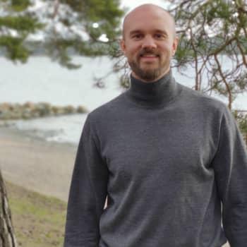 """Tvärminne zoologiska stations nya direktör Jouni Heiskanen vill utöka samarbetet mellan """"sina"""" tre forskningsstationer"""