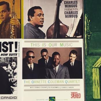 Vuosi 1960 vapaassa jazzissa