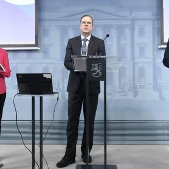 Finansministeriet: Coronakrisen slår hårt mot statens kassa.