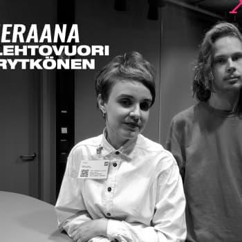 """Noora Lehtovuori ja Oula Rytkönen vieraana: """"Voisiko tylsä ollakin mielenkiintoista?"""""""