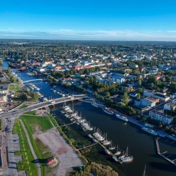 Stormarknad, hotell och bostäder - vi bekantar oss med Keskos planer för västra åstranden i Borgå