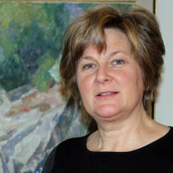 """Gun Eklund, vd för Folkhälsan Välfärd - """"Det onormala är nu det normala"""""""