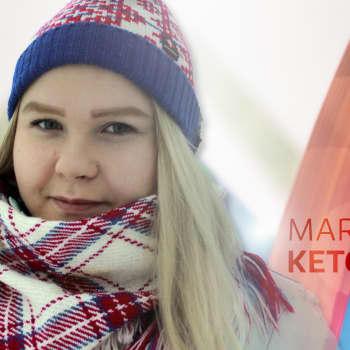 Marianne Ketola kolumna: Koronaáigi lea buorre bohccuide