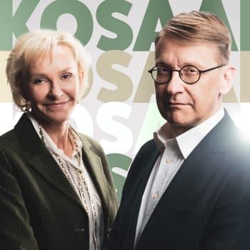 Fosforia Itämereen ennätysmäisesti