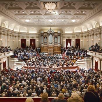 Felix Mendelssohnia Oslossa ja Fanny Mendelssohnia Lissabonissa
