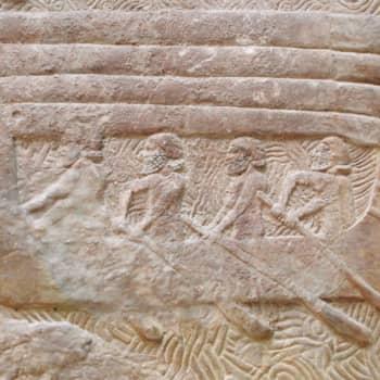 Assyrian kauppamahti.
