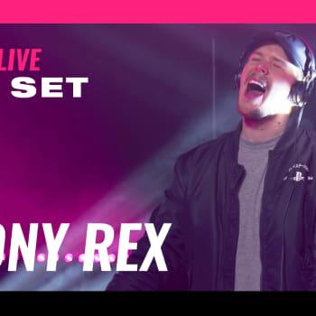 YleX Live - Rony Rex