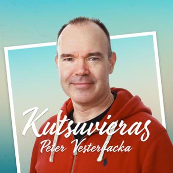 Peter Vesterbacka - epäonnistumisia ei tarvitse pelätä