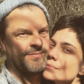 Tuure Kilpeläinen ja Manuela Bosco