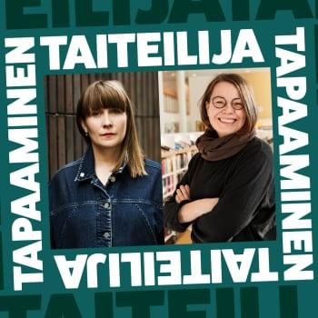 Arkkitehdit Helmi Kajaste ja Anni Vartola keskustelevat arkkitehtuurista elämässä ja elokuvissa
