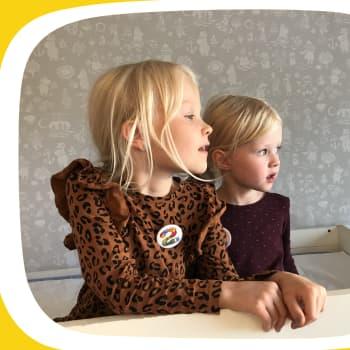 Isla ja Elsa: Lomalla syödään vaan jätskiä!