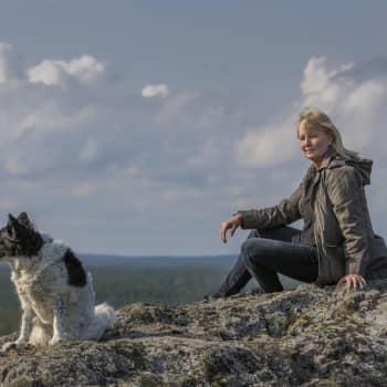 """Karin Smirnoff - boken """"Sen for jag hem"""" avslutar trilogi om Jana Kippo"""