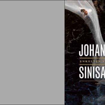 Kirjakammi: Johanna Sinisalo: Enkelten verta