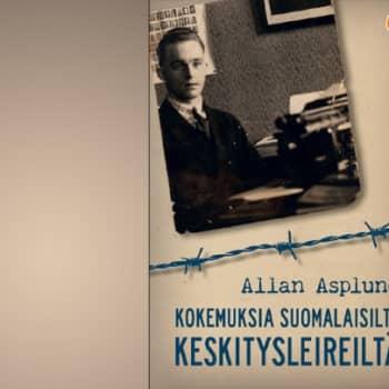 Kirjakammi: Allan Asplund: Kokemuksia suomalaisilta keskitysleireiltä