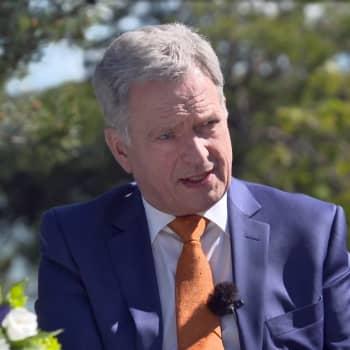 Tasavallan presidentti Sauli Niinistö vastaa kansalaisten kysymyksiin koronan jälkeisestä ajasta