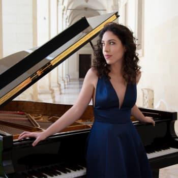 Pianorecital med Beatrice Rana