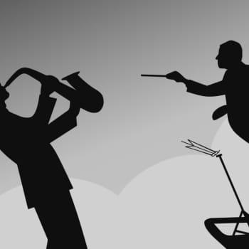 Riccardo Chailly ja Leonard Bernstein johtavat Gershwinin teoksia