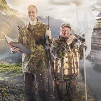 Iikka Kivi, onko metsästäjä paras luonnonsuojelija?