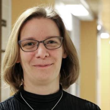 Mikaela Björklund är ny stadsdirektör i Närpes