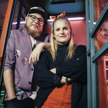 YleX Viikonlopun Mysteerisoittaja: Litku Klemetti