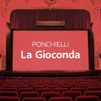 Ponchiellin ooppera La Gioconda
