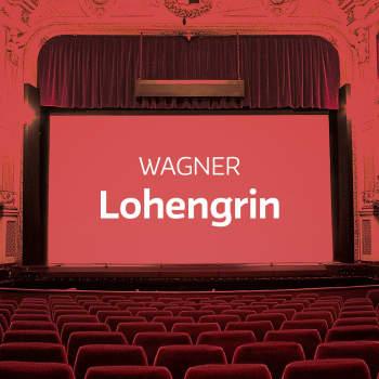 Wagnerin ooppera Lohengrin