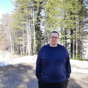 Miten käy kesän rippileirien, sitä pohtii Rovaniemen nuorisopappi Ari Jarva