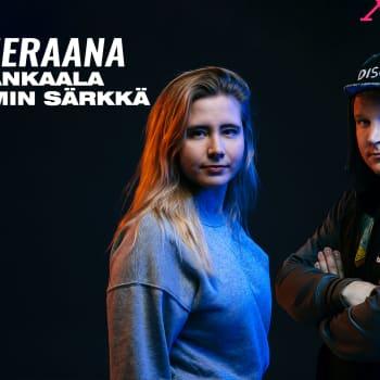 """Laura Kankaala ja Benjamin Särkkä vieraana: """"Oletus yksityisyydestä netissä on täysin kadonnut"""""""