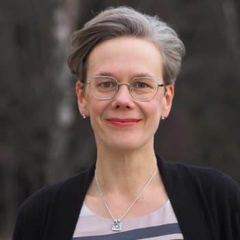 Om Johanna Boholms böcker Papp och Inna i Vega Dag 3.4.2020