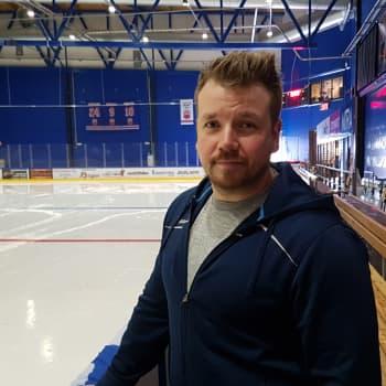 Kun jäähallit hiljenivät - Kokeneisiin pelaajiin tämä iskee lujemmin, pohtii Ketterän päävalmentaja Maso Lehtonen