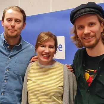 Trubaduuriduo Kalevauva ammentaa uudella levyllään aikaisempaa syvemmältä internetin ihmeellisestä maailmasta